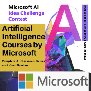 Artificial Intelligence Courses by Microsoft | Complete AI Classroom Series with Certification